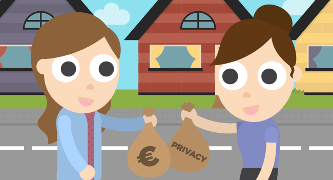 Privacy korting autoverzekering