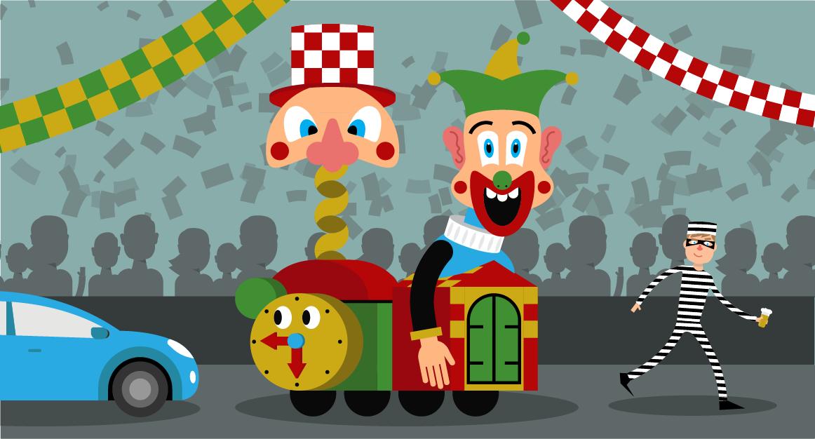 Carnaval verzekeringen